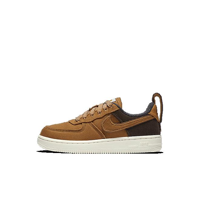 Nike Force 1 Premium Kleuterschoen - Bruin