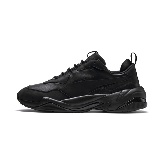 Puma Thunder Leather Trainers