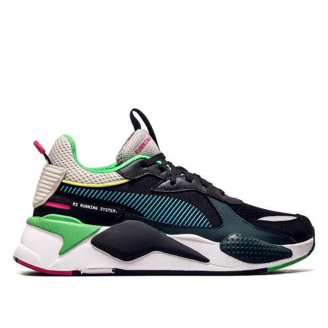 Puma RS X Toys Black Green | 369449 0001