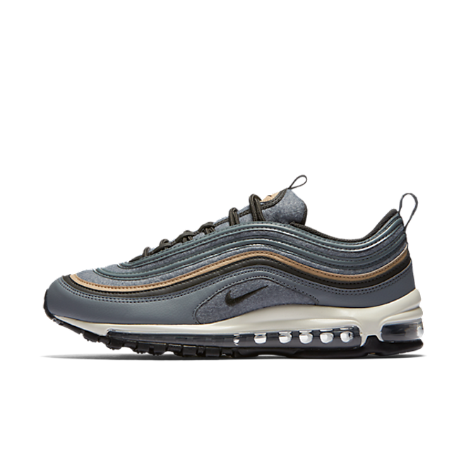 "Nike Air Max 97 Premium ""Cool Grey"""