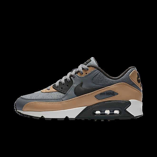 """Nike Air Max 90 Premium """"Cool Grey"""""""