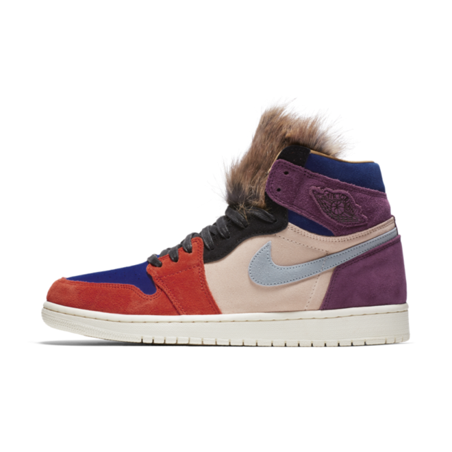 Air Jordan 1 WMNS High Retro NRG 'Aleali May' zijaanzicht