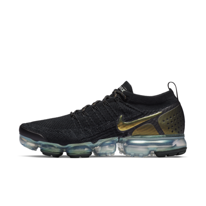 Nike Air VaporMax 2.0 'Black Gold' zijaanzicht