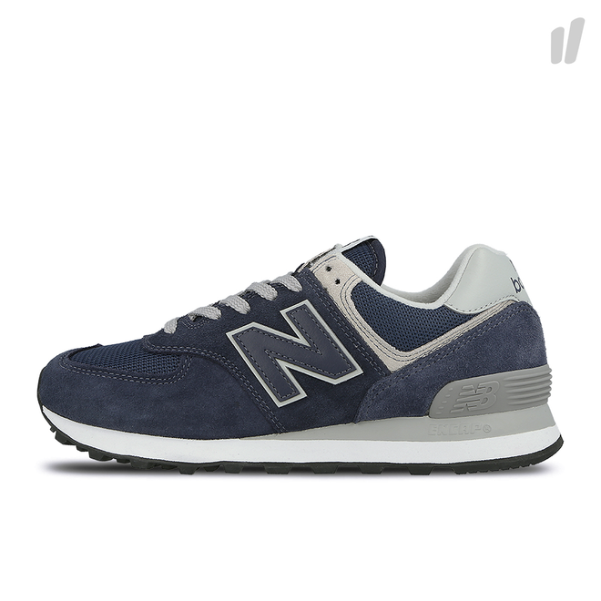 New Balance Wmn WL 574 EN Navy Grey