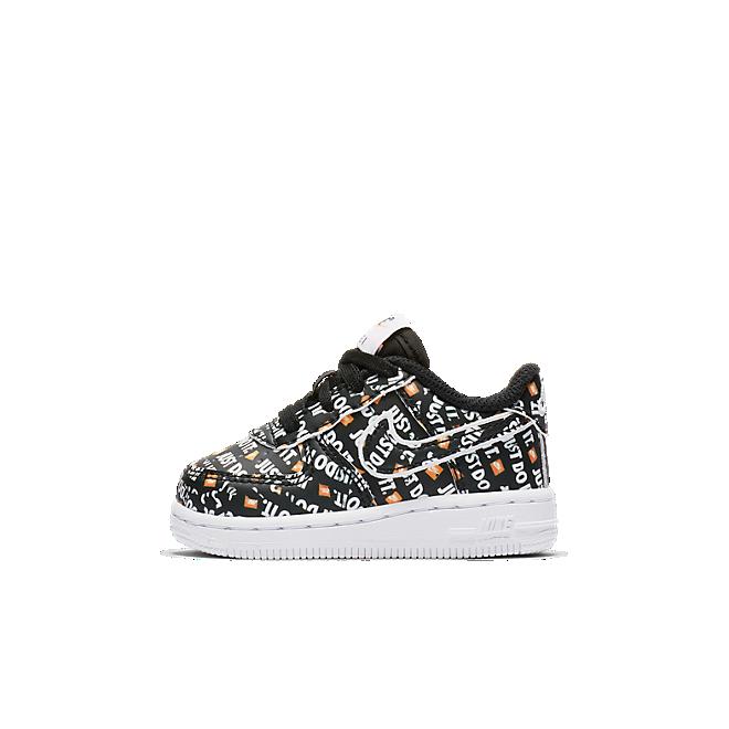 Nike Force 1 LV8 JDI Toddler - Black