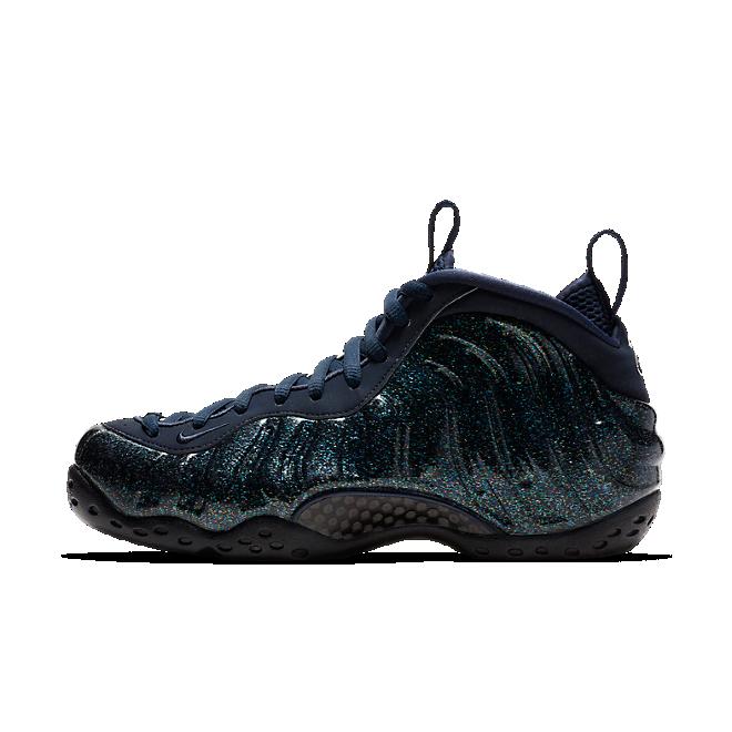 Nike Wmns Air Foamposite Obsidian Glitter
