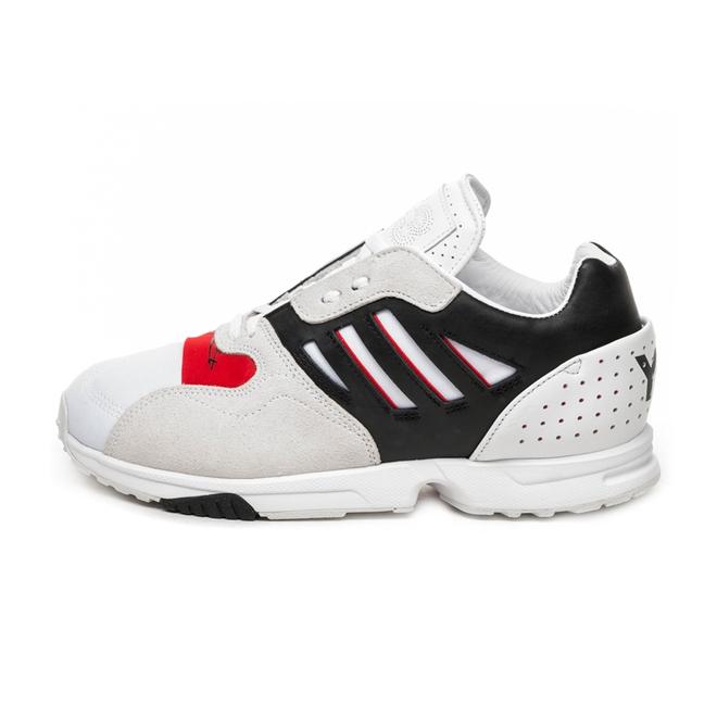 Adidas Y-3 ZX Run (Ftwr White / Black Y-3 / Red)