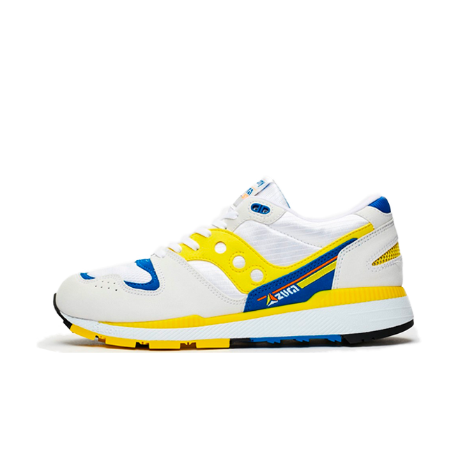Saucony Azura 'Yellow & Blue'