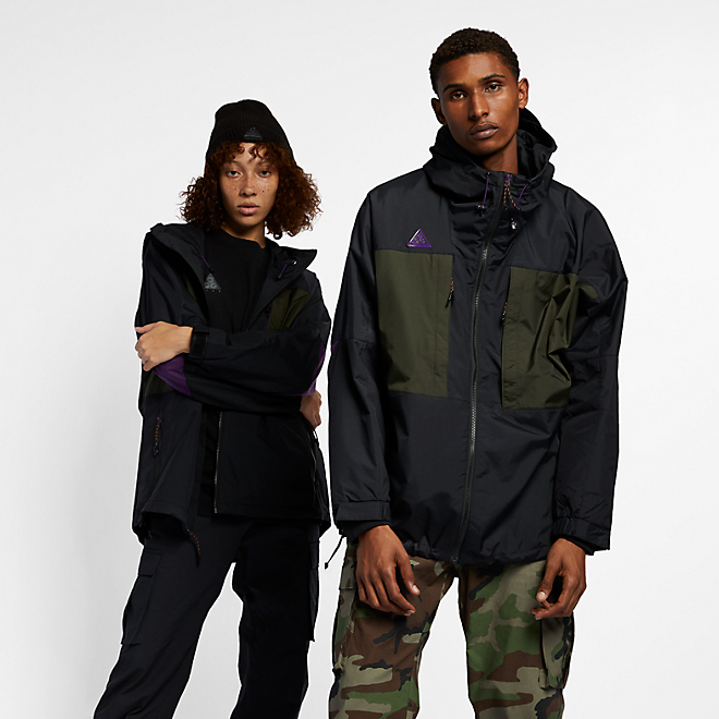 Nike ACG Anorak (Black Sequoia Black) | AQ2294 010