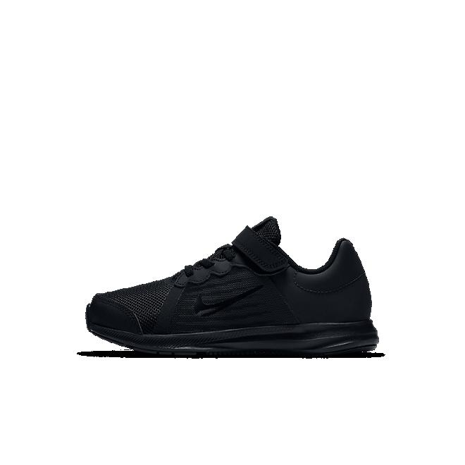Nike Downshifter 8 Kleuterschoen - Zwart