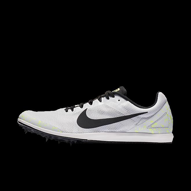 Nike Zoom Rival D 10 Track spike (unisex) - Zilver