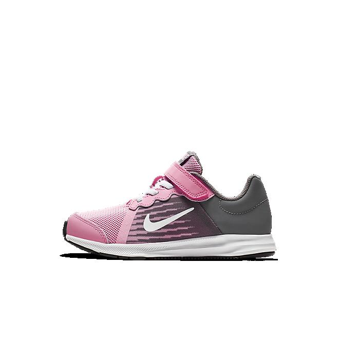Nike Downshifter 8 Kleuterschoen - Roze