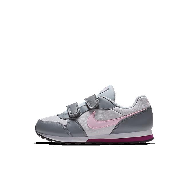 Nike MD Runner 2 Kleuterschoen - Zilver