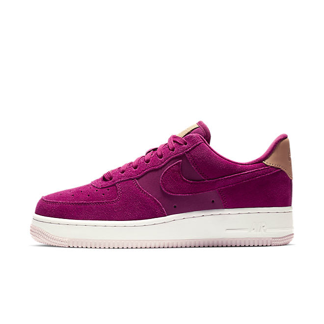 Nike Air Force 1'07 Low Premium  zijaanzicht