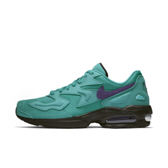 Nike Air Max² Light 'Green & Purple' AO1741-300