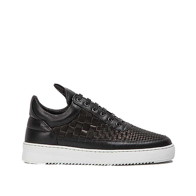 Filling Pieces Low Top Ripple Woven