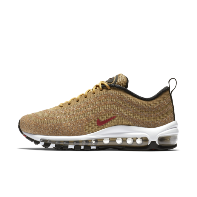 Swarovski® X Nike WMNS Air Max 97 LX 'Metallic Gold'