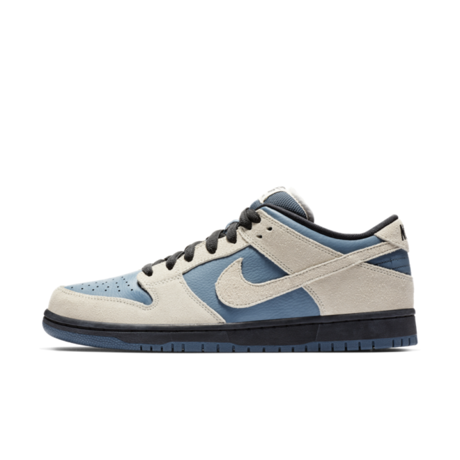 Nike SB Dunk Low Pro 'Blue' zijaanzicht