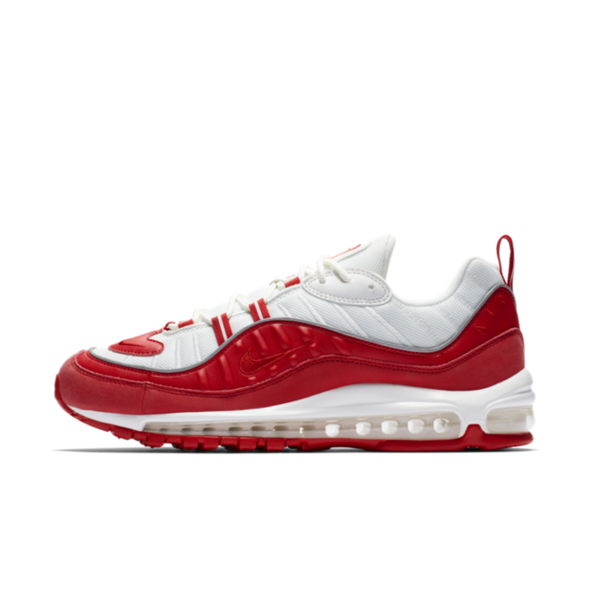 Nike Air Max 98 'University Red' zijaanzicht