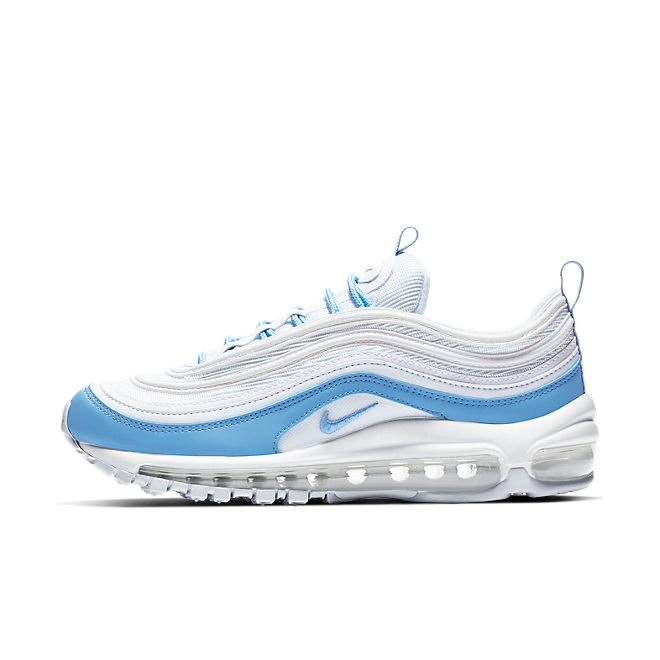 Nike Wmns Air Max 97 Essential (White / University Blue)