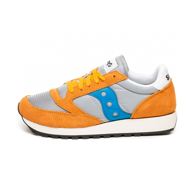Saucony Jazz Original Vintage (Orange / Grey / Blue)