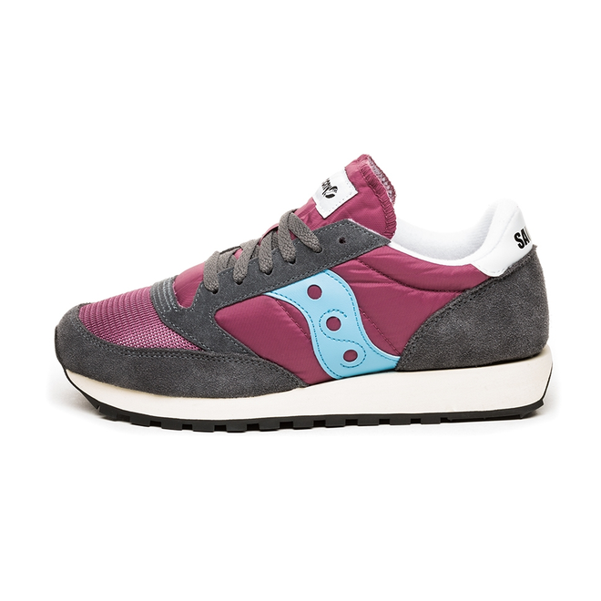 Saucony Jazz Original Vintage (Purple / Grey / Blue)
