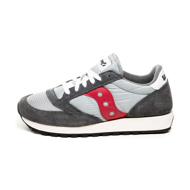 Saucony Jazz Original Vintage (Grey / Red)
