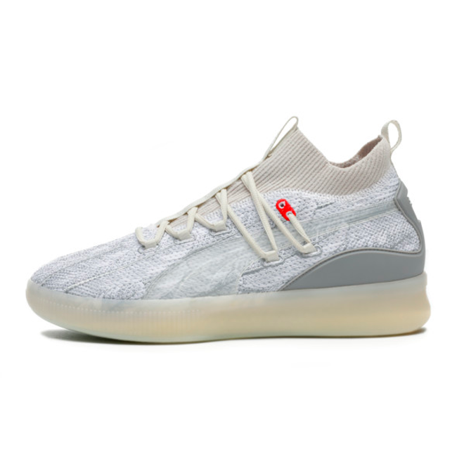 release date 7a50c 70619 Puma Clyde Court Peace On Earth Men%e2%80%99S Basketball Shoes | 191896_01