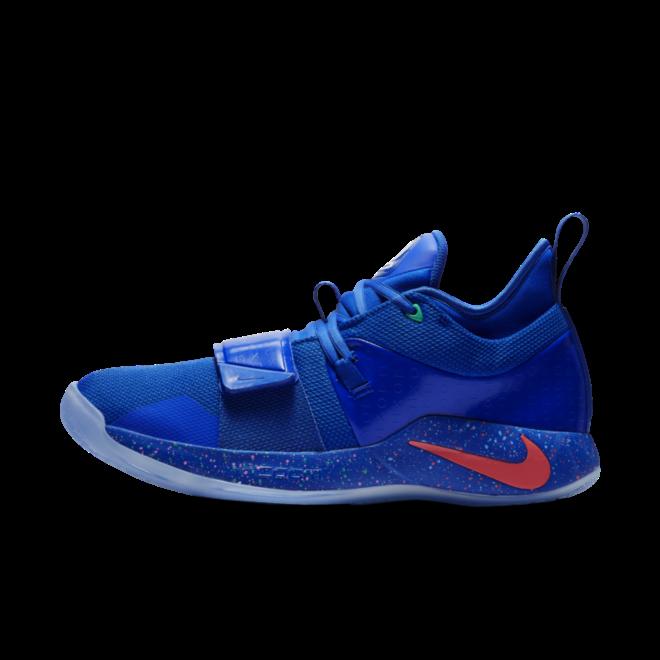low priced fc679 ebe6c Playstation X Nike PG 2.5 'Blue'   BQ8388-900   Sneakerjagers