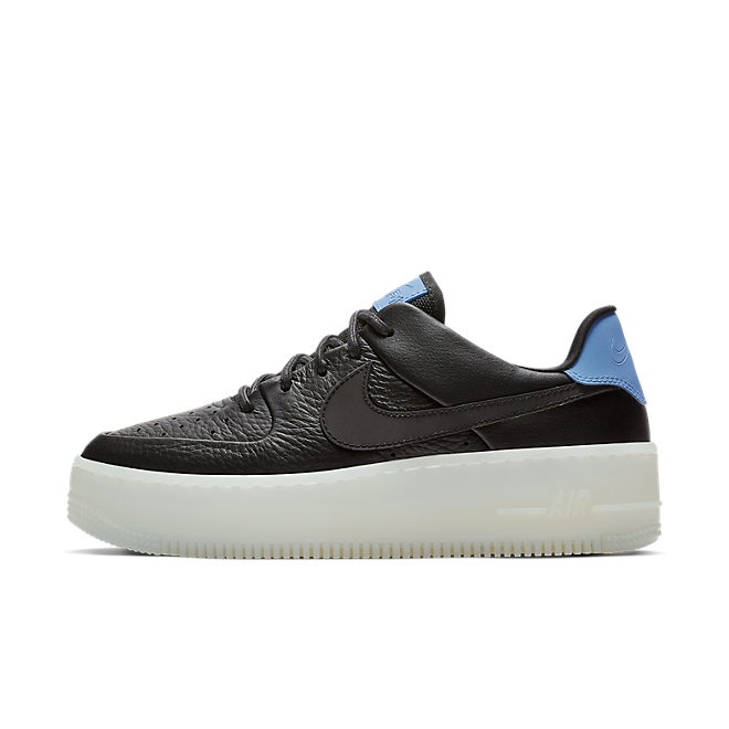 Nike Air Force 1 Sage Low LX Black