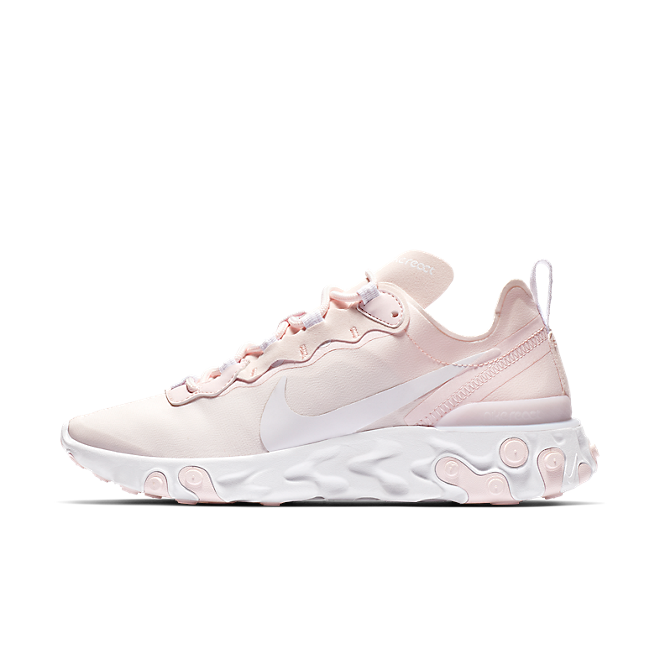 Nike Wmns React Element 55 'Pale Pink'
