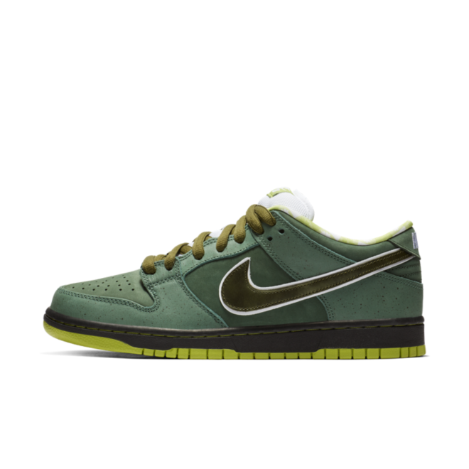 Concepts X Nike SB Dunk Low Pro 'Green Lobster'