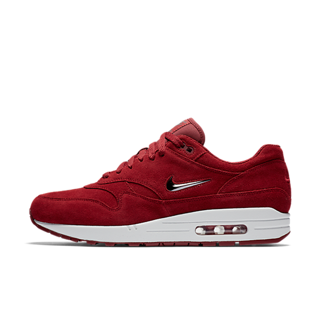 "Nike Air Max 1 Jewel ""Red"""