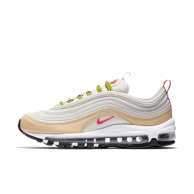 """Nike Air Max 97 """"Pink, White & Orange"""""""