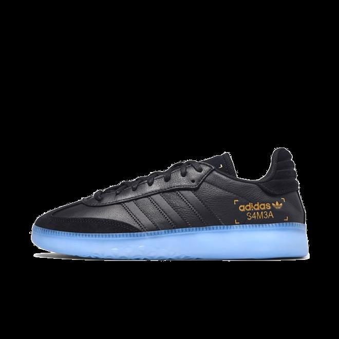 adidas Samba RM 'Black' zijaanzicht