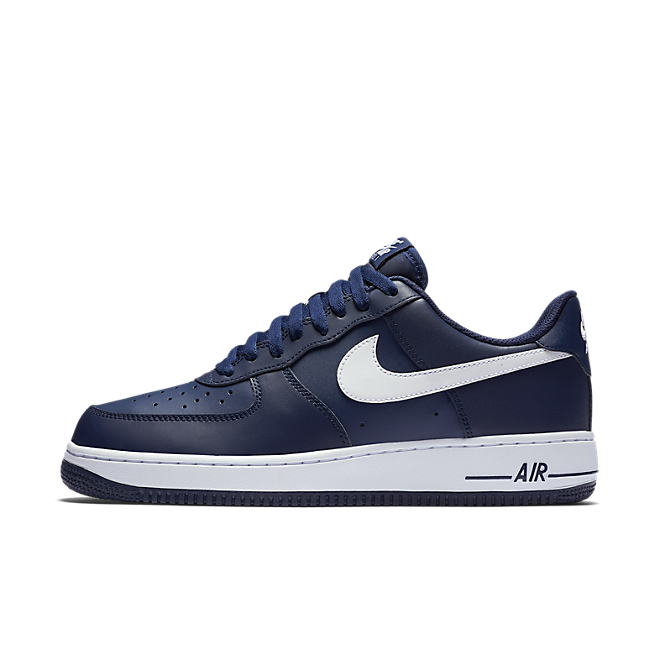 Nike Air Force 1 (Midnight Navy / White - Midnight Navy)