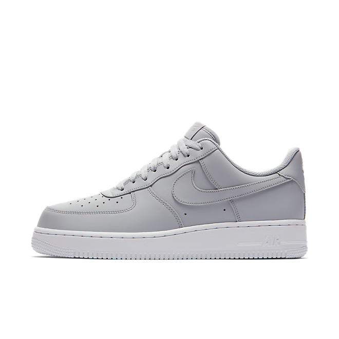 on sale e6081 c7ed4 Nike Air Force 1 ´07 (Wolf Grey   Wolf Grey - White)