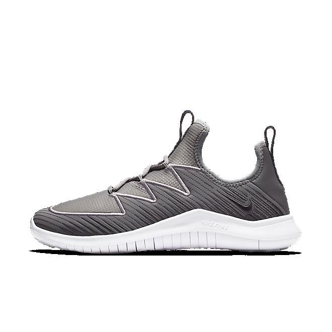 Nike Free TR Ultra 'Grey' zijaanzicht