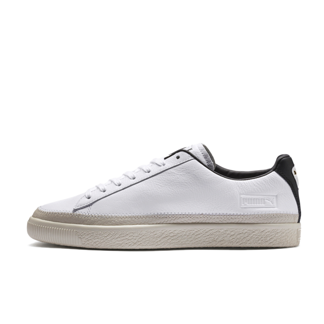 Puma Basket Trim Shoes zijaanzicht