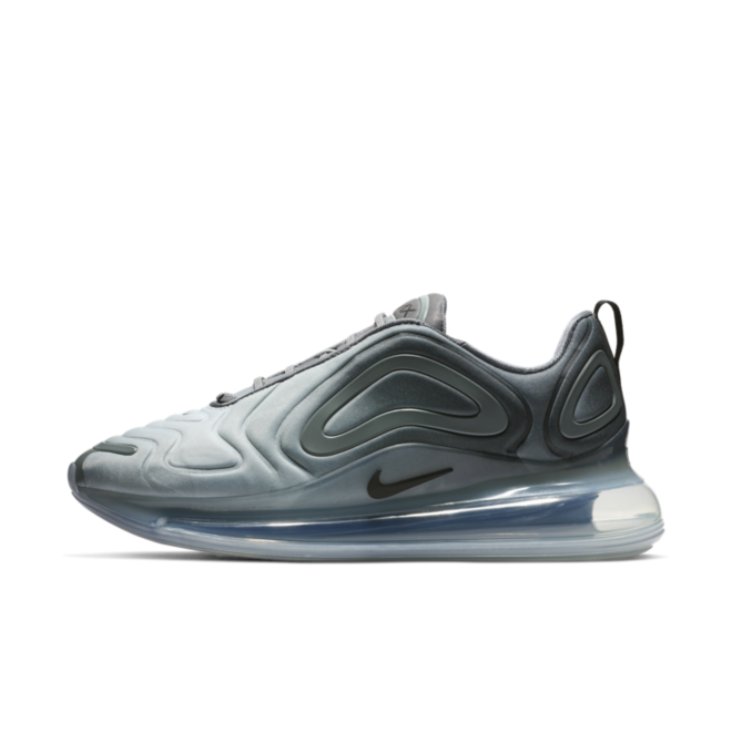 Nike Air Max 720 'Carbon Grey' zijaanzicht