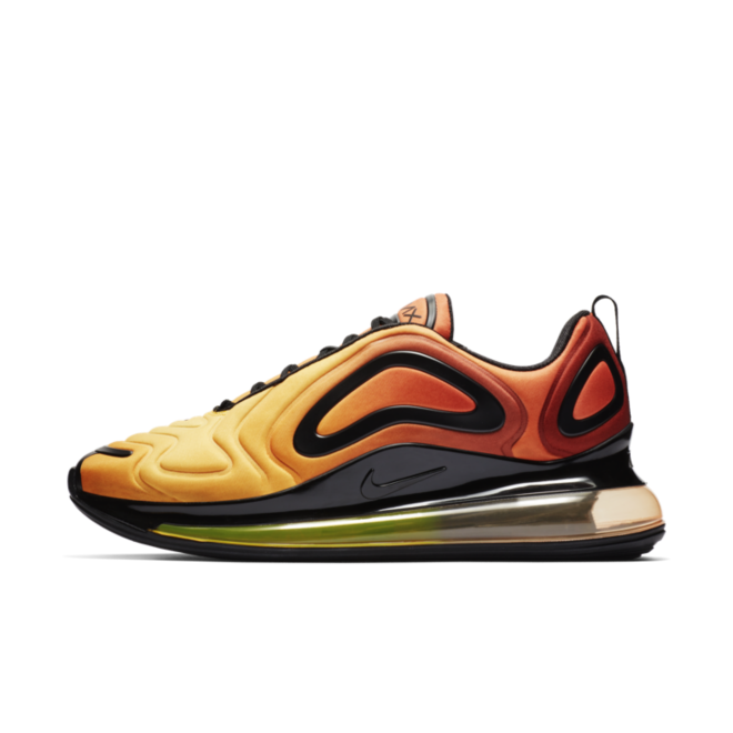 Nike Air Max 720 'Sunrise' zijaanzicht