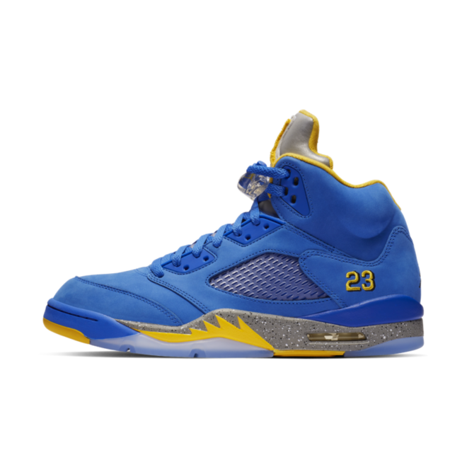 Air Jordan 5 JSP 'Laney' zijaanzicht