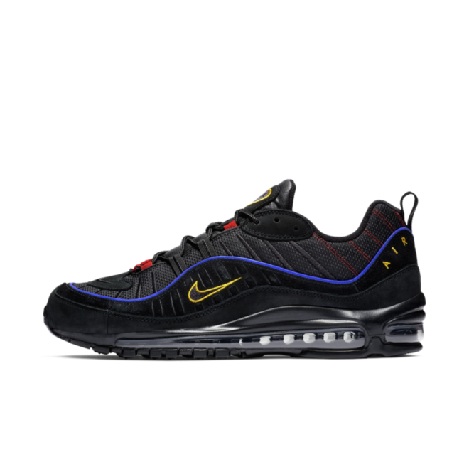 Nike Air Max 98 'Black Multi' | CD1537 001