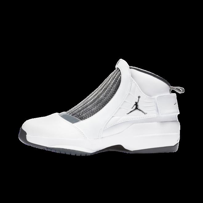 Air Jordan 19 Retro 'Flint Grey' zijaanzicht