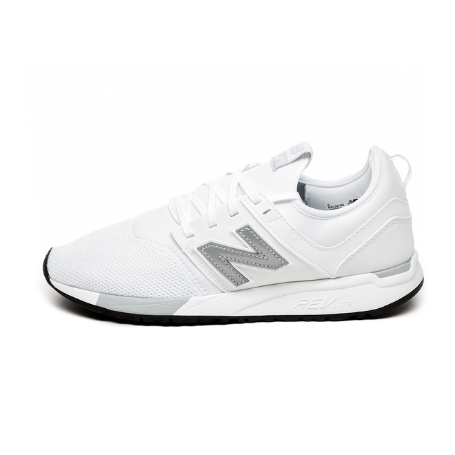 New Balance MRL247OM (White / Silver)
