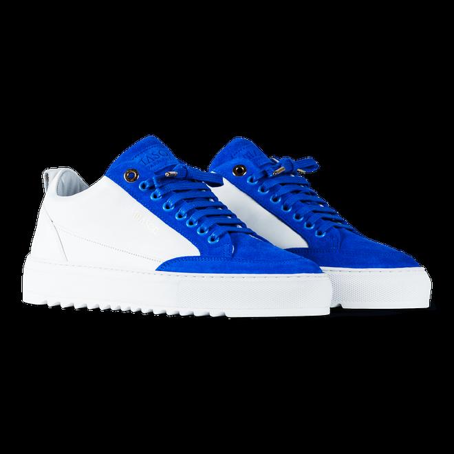 Mason Garments Tia - Leather / Suede - Blue