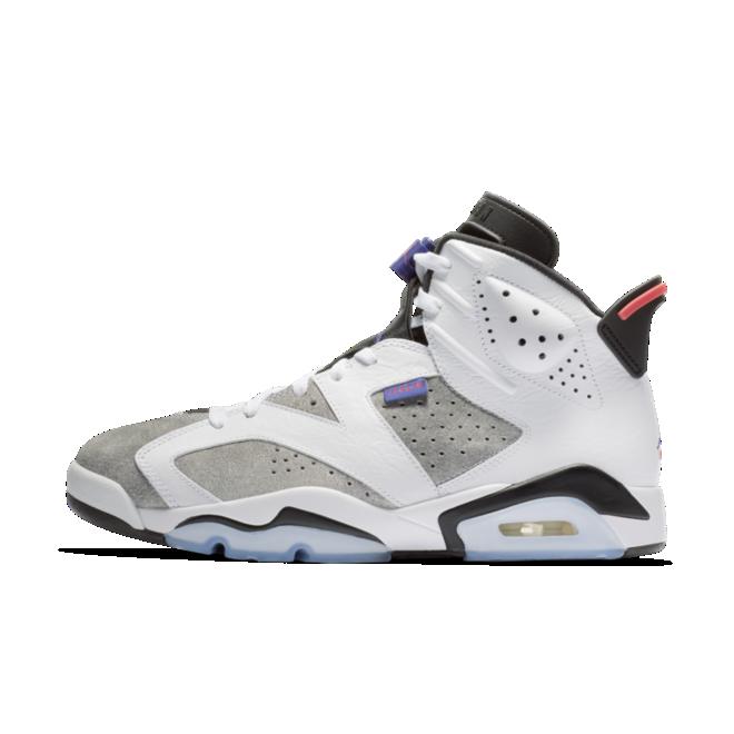 Jordan Brand Air Jordan 6 'Flint Grey' zijaanzicht