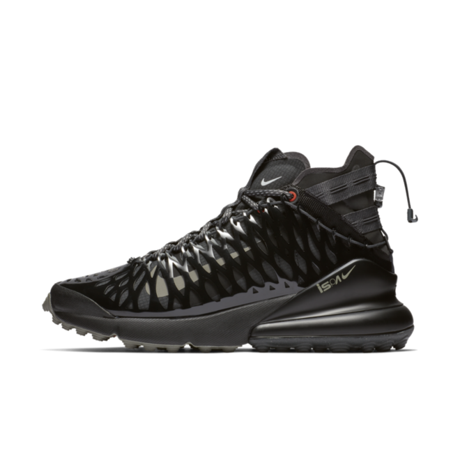 Nike Air Max 270 ISPA 'Black'