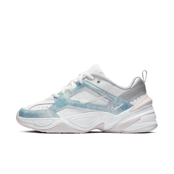 Nike M2K Tekno 'White Iridescent'