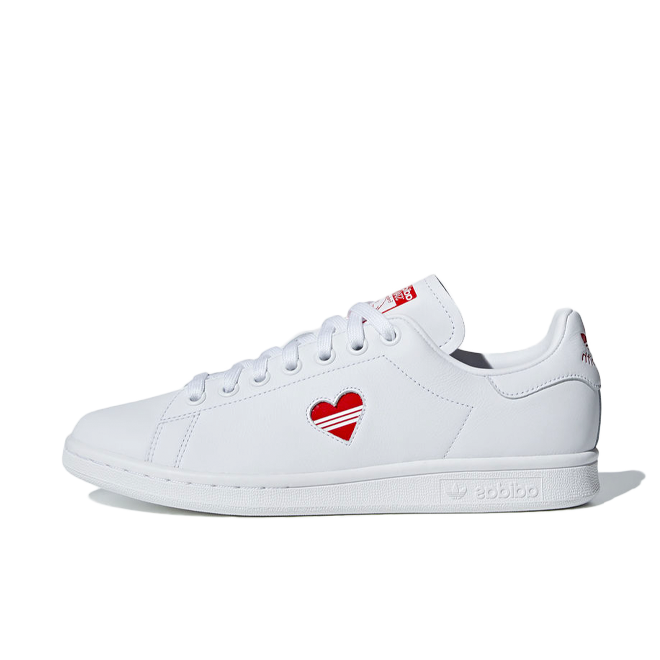 adidas W Stan Smith 'Heart' zijaanzicht
